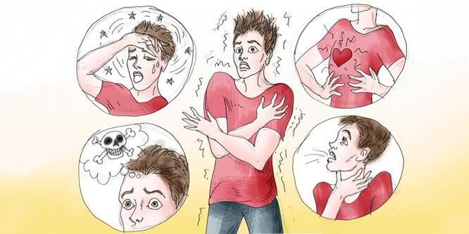 Panik Atak Nedir? Panik Atak Belirtileri Nelerdir? Panik Atak Nasıl Geçer?